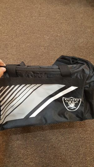 Raiders Duffle bag for Sale in New Britain, CT