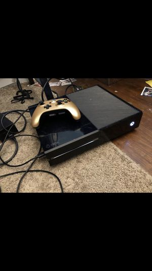 Xbox 1 with brand new power a controller will trade for PS4 for Sale in OH, US