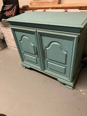 Boho vintage sideboard/buffet storage cabinet for Sale in Carlsbad, CA
