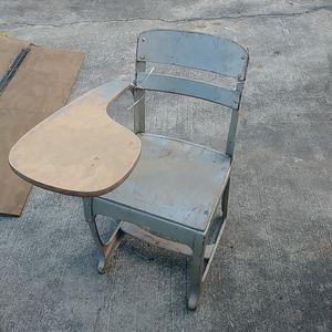 Kids school desk antique for Sale in Snellville, GA