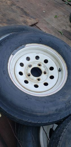 Trailer tire c78 r13 for Sale in Lake in the Hills,  IL