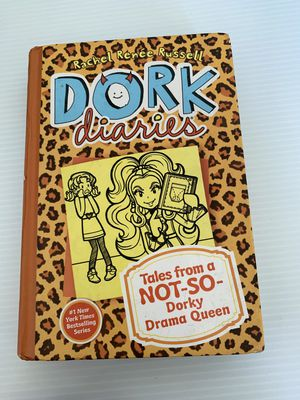 Dork Diaries 9: the tales of the Not-So-dorky drama queen by Rachel Renée Russell for Sale in Clearwater, FL