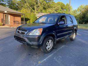 2002 Honda CRV for Sale in Winder, GA
