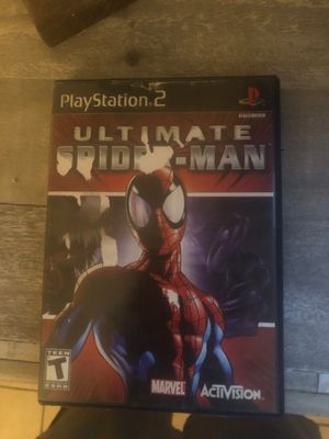 Ultimate spider man ps2 for Sale in South Gate, CA