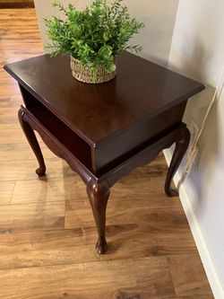 Solid Wood Side Table / Nightstand !!! for Sale in Vancouver,  WA