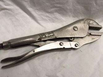 Vise Grip Locking Pliers (used) for Sale in Jupiter,  FL