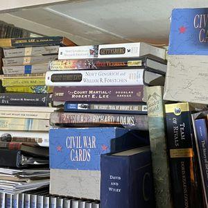 Civil War Books, Videos, Memorabilia *Estate Sale* Sun 11/29 10:30am-4pm for Sale in San Diego, CA