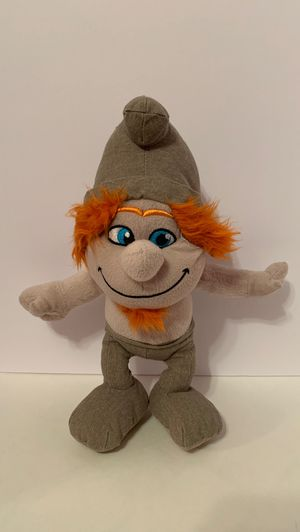 "Stuffed animal Smurfs troll 14"" tall for Sale in Richmond, VA"