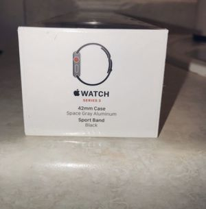 Apple Watch Series 3 GPS + CELLULAR / 42mm Space Gray for Sale in Tualatin, OR