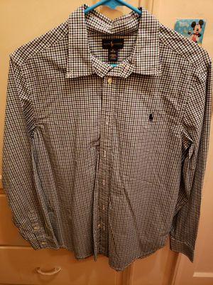 Boy's Ralph Lauren shirt.. make an offer for Sale in Huntington Park, CA