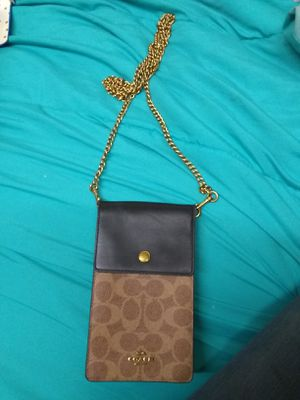 Coach phone case/wallet for Sale in Gig Harbor, WA