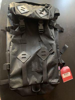 Klettersack X-Pac Ballistic Black Backpack for Sale in Chula Vista, CA