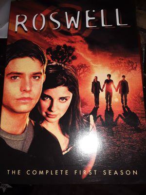 Roswell 6 disc set for Sale in Hialeah, FL