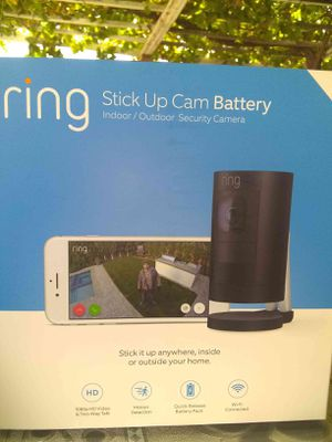 Ring stick up cam battery for Sale in Riverside, CA