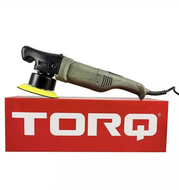 Random Orbital Polisher Buffer TORQ 10FX Lightweight Auto/Boat/Plane Detailing