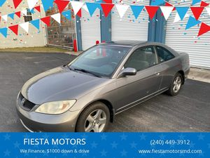 2005 Honda Civic Cpe for Sale in Hagerstown, MD