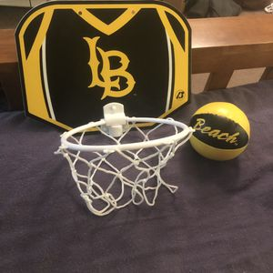 LBSU Basketball Hoop for Sale in Long Beach, CA