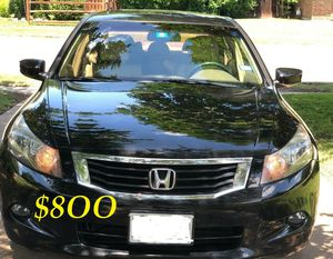 💝✅$8OO URGENT I sell my family car 2OO9 Honda Accord EX-L Everything is working great!💕💝 Runs great and fun to drive!!🟢🎁 for Sale in West Haven, CT