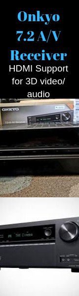 Onkyo 7.1 A/V Receiver bundle for Sale in Spring Valley, CA