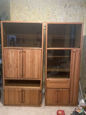 Entertainment Center/TV Stand/Storage for Sale in Rancho Cucamonga, CA