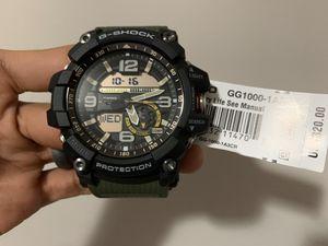 G-SHOCK Mudmaster GG1000 Casio watch NEW for Sale in Chicago, IL