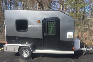 2014 Micro light toy hauler camping trailer for Sale in Quincy, MA