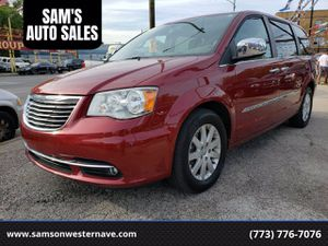 2012 Chrysler Town & Country for Sale in North Highlands, CA