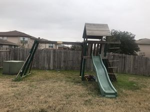 Swing Set and Play Structure for Sale in San Antonio, TX