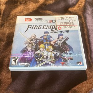 Nintendo 3DS Fire Emblem Warriors (Tested) for Sale in San Diego, CA