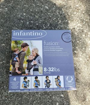 Infantino 4in1 baby carrier for Sale in Houston, TX