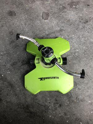 Yardsmith Sprinkler for Sale in North Las Vegas, NV