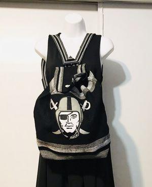 Las Vegas Raiders backpack for Sale in Los Angeles, CA