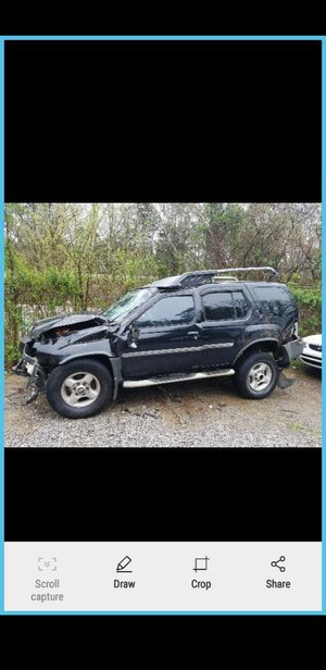 2002 Nissan xterra 4x4 automatic for Sale in Parrottsville, TN