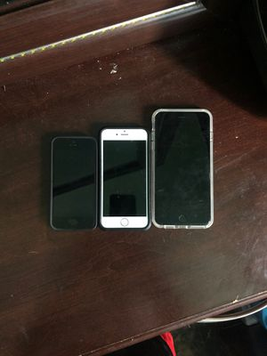 IPhone 6 plus & iPhone 5 for Sale in Chicago, IL