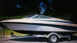 1997 Crownline Bowrider with Trailer for Sale in Las Vegas, NV