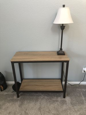 Table console for Sale in Littleton, CO