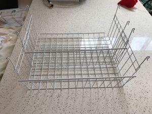 ClosetMaid wire hang basket closet organizer for Sale in Chula Vista, CA