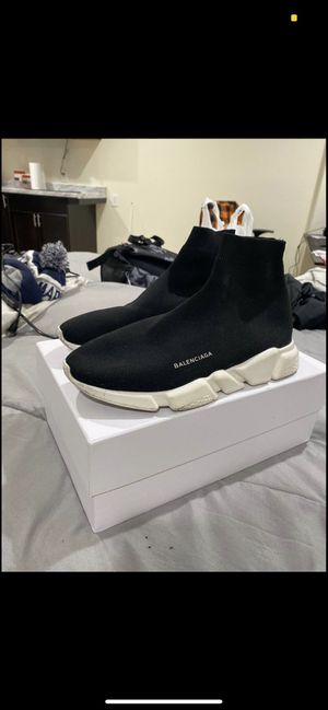 BALENCIAGA TRAINERS (2016) for Sale in Silver Spring, MD
