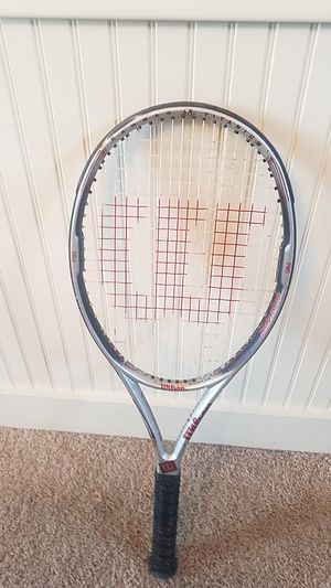 Wilson hammer tennis racket. for Sale in Sandy, UT
