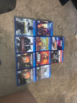 PS4 games for Sale in North Olmsted, OH
