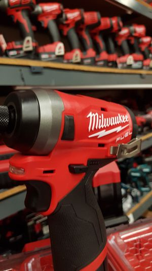 MULWUAKEE M12 FUEL BRUSHLESS 3 3GEN SPEED IMPACT DRIVER TOOL ONLY BRAND NEW for Sale in San Bernardino, CA