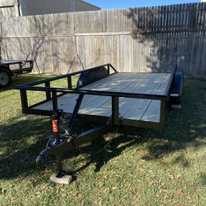 """16"""" Utility trailer for Sale in Burleson, TX"""