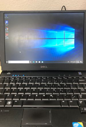 Windows 10 laptop 5gb ram. 120gb SSD! Fast! for Sale in Tracy, CA