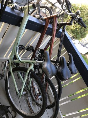 3 bikes + rack for Sale in Foster City, CA