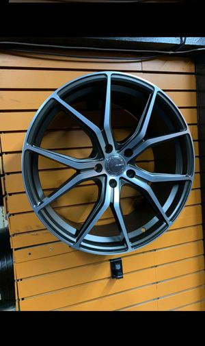 BRAND NEW 20 INCH WHEELS AND TIRES VELSEN 531 20x8.5 5x114.3 FOR SALE WHEELS AND TIRES $1199 for Sale in San Jose, CA