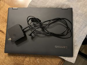 Lenovo laptop converts to tablet for Sale in Amelia Court House, VA