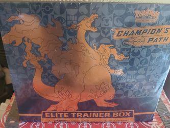 Pokemon Champion's Path ETB for Sale in Long Beach,  CA