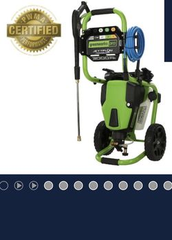 Greenworks Pro Pressure Washer for Sale in Los Angeles,  CA
