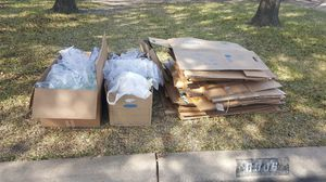 FREE moving boxes and supplies! for Sale in Austin, TX