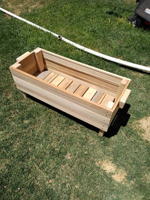 "Garden box 36""x14"". 15 height for Sale in Phoenix, AZ"
